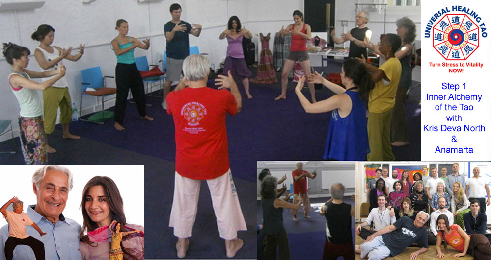 Iron Shirt Qigong Embracing the Tree foundations Step 1
