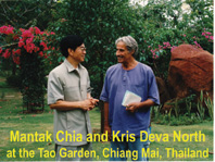 kris deva north mantak chia tao garden interview universal healing tao uk