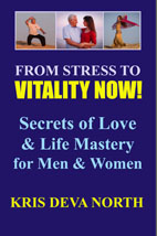 stress to vitality, stress management, secrets of love, love life, life management, taoist secrets